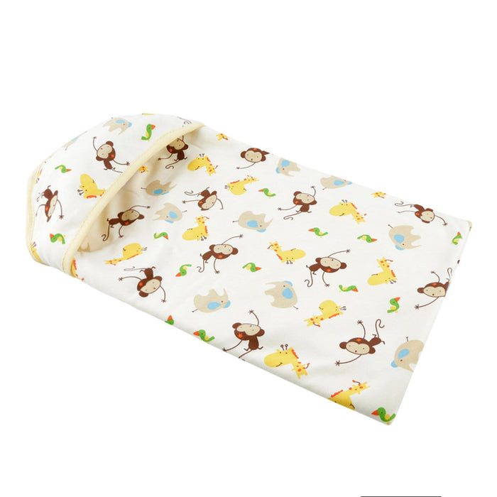 The Nestery : Baby Moo - Printed Yellow - Wrapper