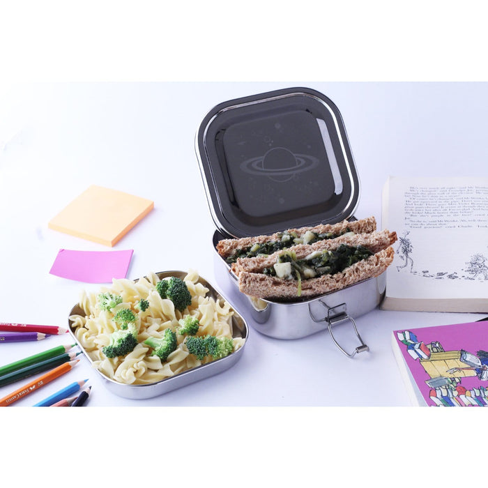 Lunch Box - Planet Print