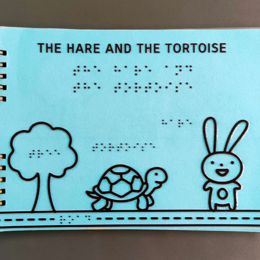 The Nestery: Beyond Braille - The Hare & The Tortoise