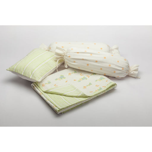 The Nestery : Block Hop - Infant Bedding Set - Usagi