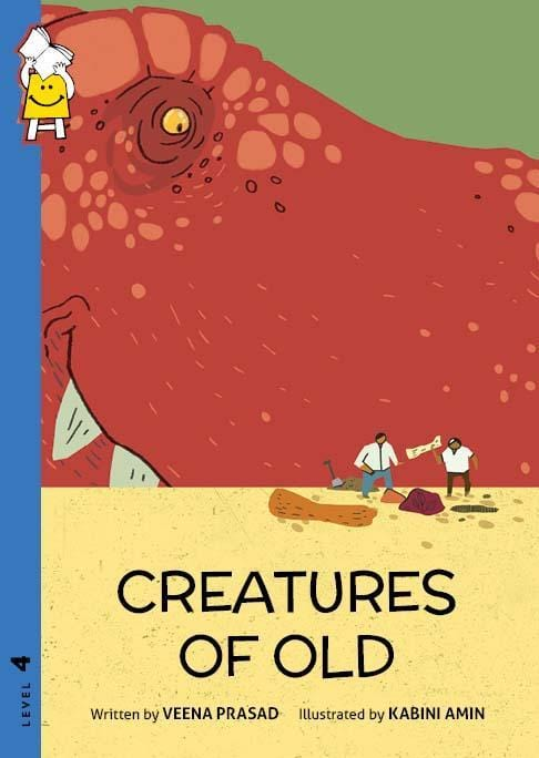 THE NESTERY: LITTLE DINO LOVERS - CREATURES OF THE OLD