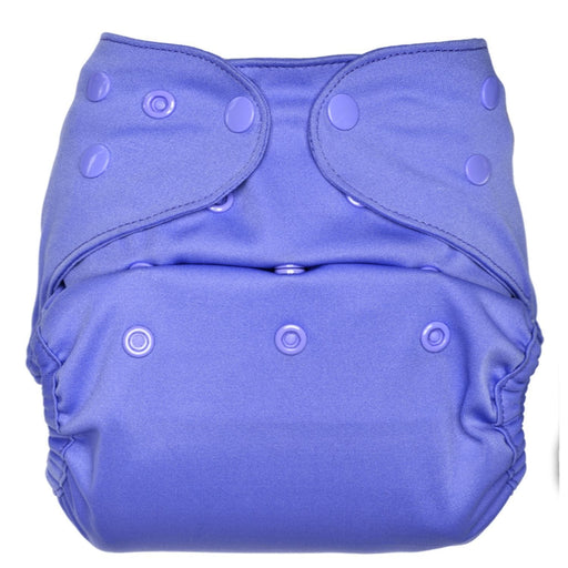 The Nestery: Bumberry - Diaper Cover - Lavender + 2 Wet Free Inserts