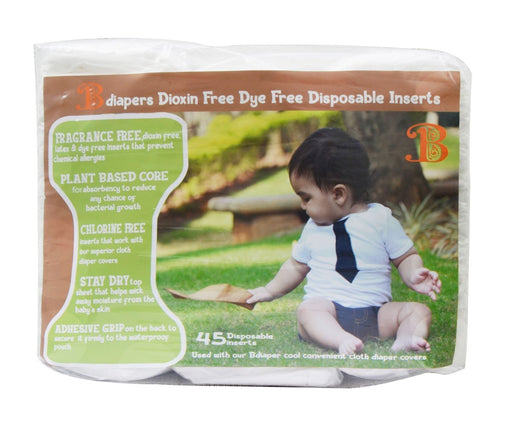 The Nestery: Bumchum - Bdiaper Disposable Chemical Free Nappy Pads