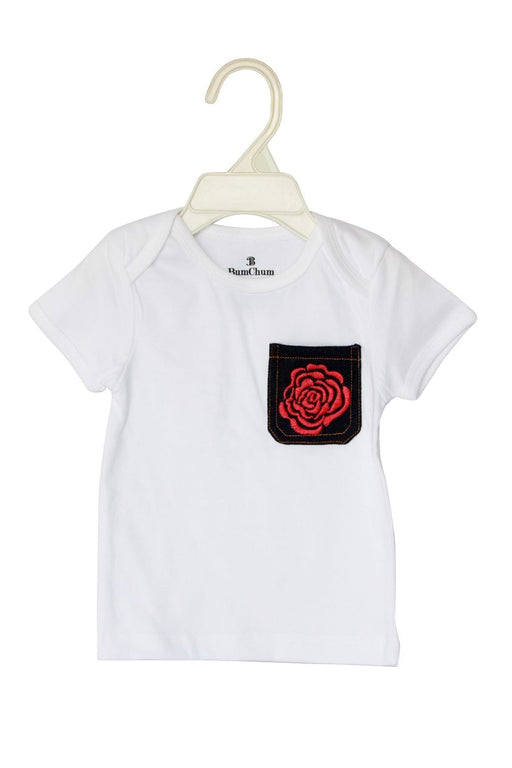 The Nestery: Bumchum - T Shirt - Embroided Lovbug