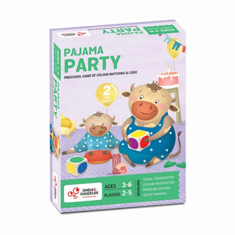 The Nestery: Chalk & Chuckles - PAJAMA PARTY