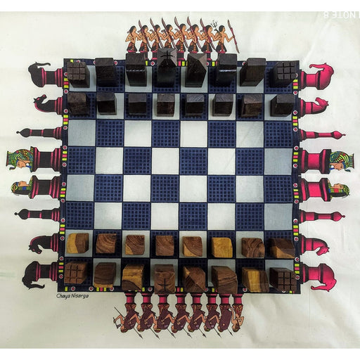 The Nestery : Chaya Nisarga - Chess
