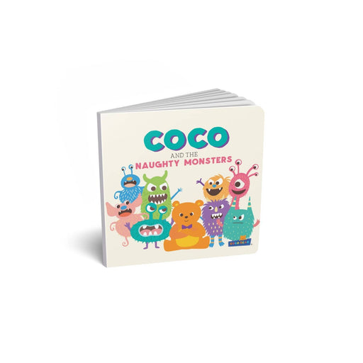 The Nestery: Coco Bear - Coco And The Naughty Monsters