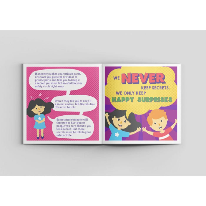 The Nestery: Coco Bear - Safety Book Set