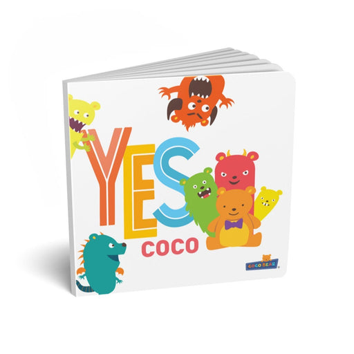 The Nestery: Coco Bear - Yes Coco
