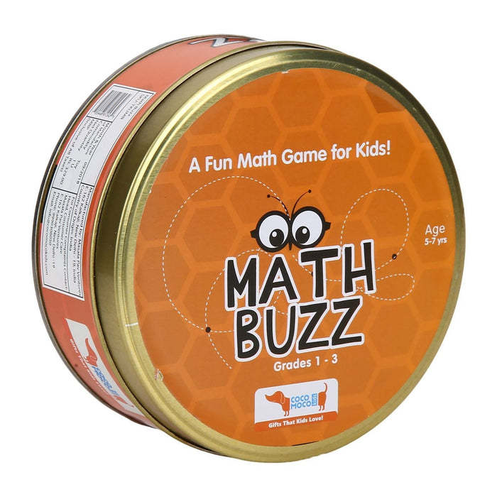 The Nestery: Cocomoco Kids - MATH BUZZ MATH GAME STEM TOY