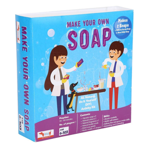 The Nestery: Cocomoco Kids - COMBO OF 5 - MAKE YOUR OWN SOAP (DIY ACTIVITY KIT)