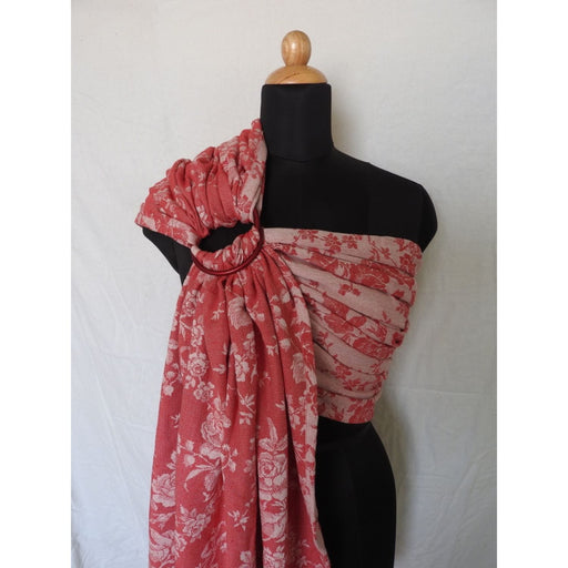 Crimson Rosa - Ring Sling by Cuddle N Care