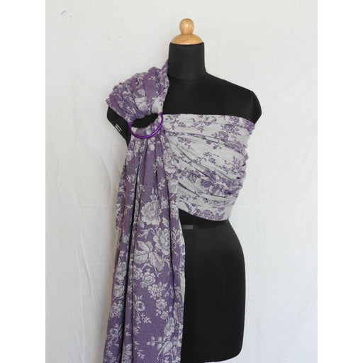 Lavender Rosa - Ring Sling by Cuddle N Care