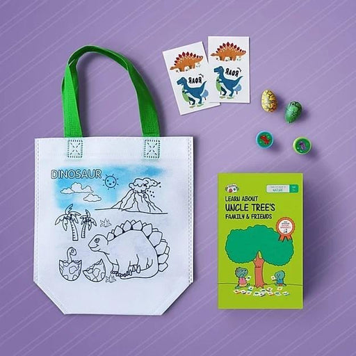The Nestery: Dinostaury - Dino Treasures Flashcards Set