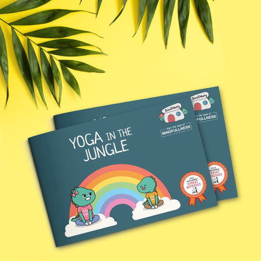 The Nestery: Dinostaury - Yoga In The Jungle