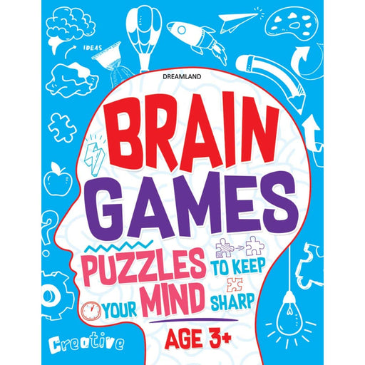 The Nestery : Dreamland Publications - Brain Games - Age 3+