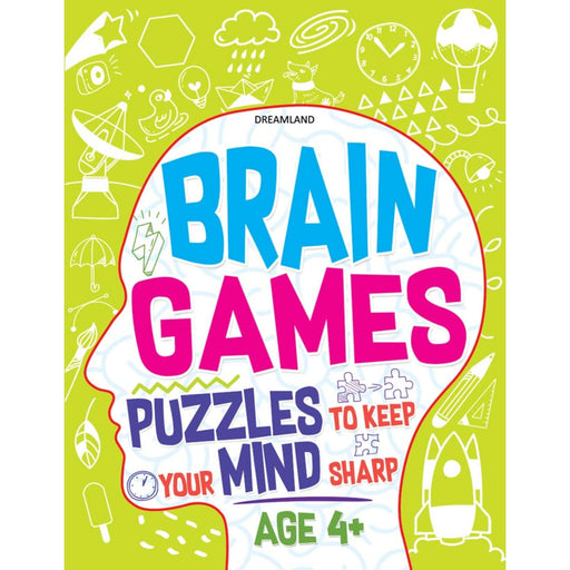 The Nestery : Dreamland Publications - Brain Games - Age 4+
