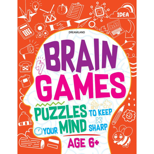 The Nestery : Dreamland Publications - Brain Games - Age 6+