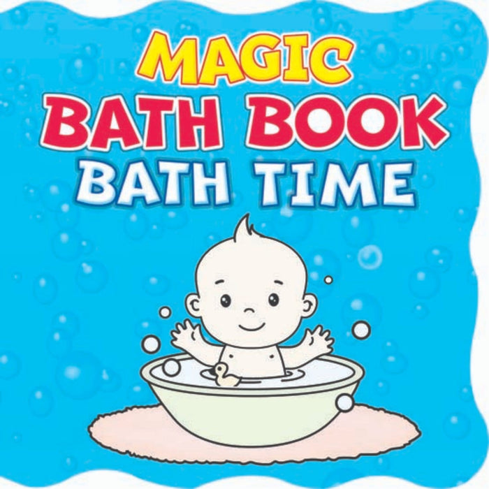 The Nestery : Dreamland Publications - Magic Bath Book  - Bath Time