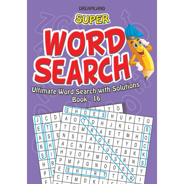 Super Word Search Part - 16