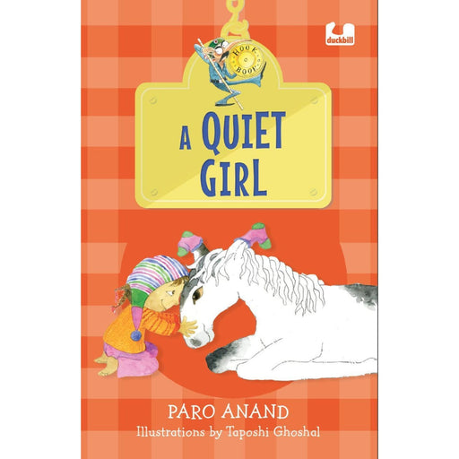 The Nestery : Duckbill - A Quiet Girl - Hook Book