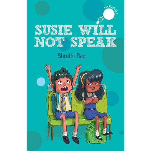 The Nestery : Duckbill - Susie Will Not Speak - Hole Books