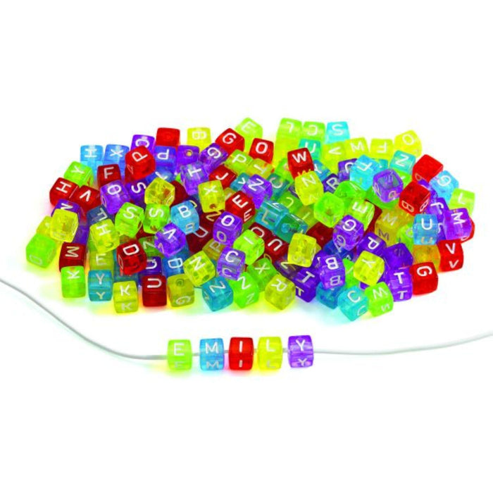Colorations Colored Alphabet Beads