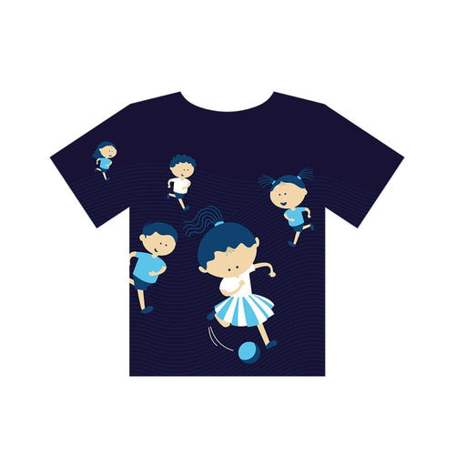 The Nestery : Equalitee - Tshirt - Opportunity Blue