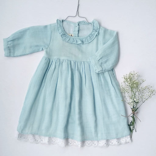 The Nestery: Essika Kids - Angel Dress - Blue