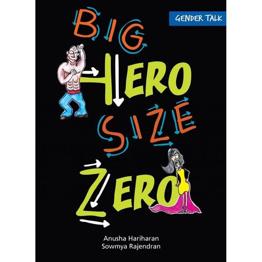 The Nestery: Tulika - Gender Talk - Big Hero Size Zero