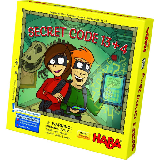 The Nestery: Haba - Secret Code 13+4