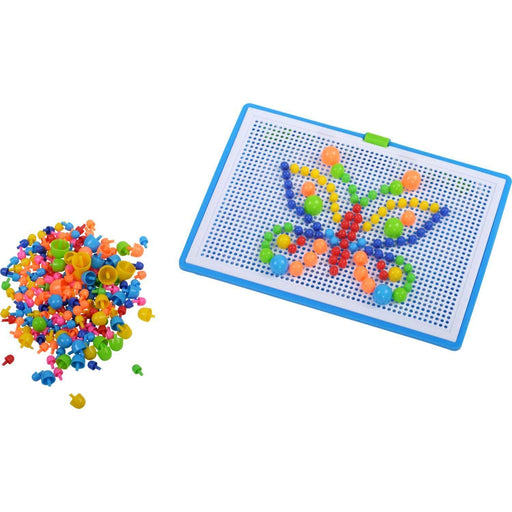 The Nestery: Haba Toys - Pegboard