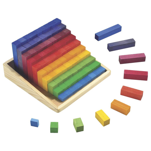 The Nestery: Haba Toys - Step-Counting Blocks