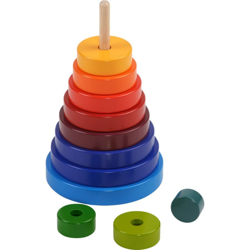 The Nestery: Haba Toys - Rainbow Cone
