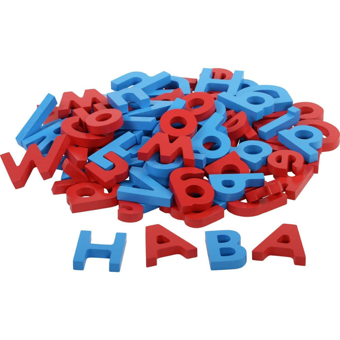 The Nestery: Haba Toys - Word Building Alphabet Set