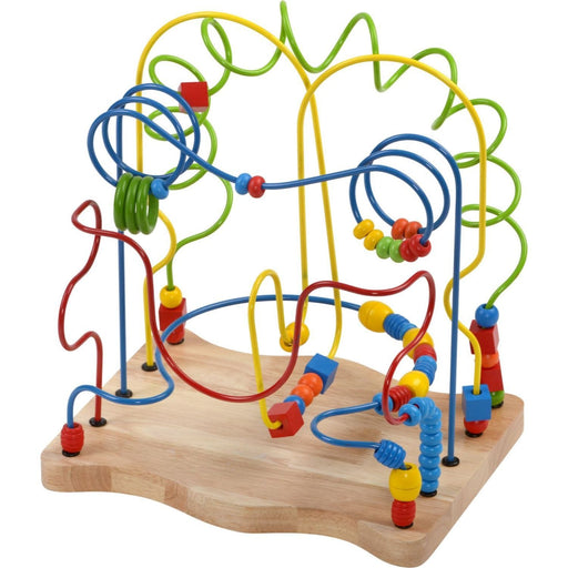 The Nestery: Haba Toys - Spiral Path Smiley