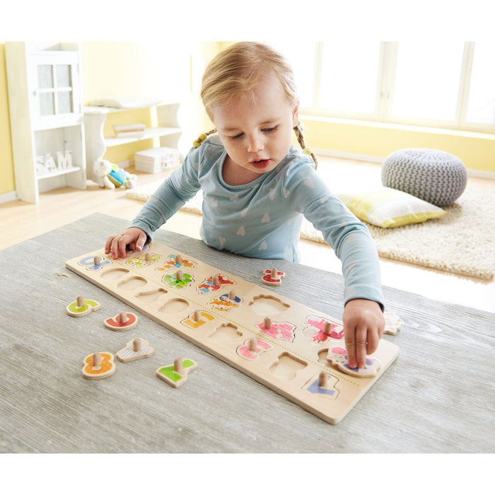 The Nestery: Haba Toys - Learning Counting Made Easy