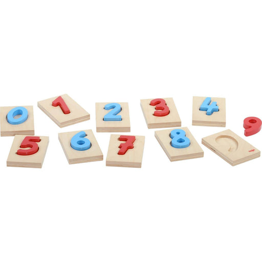 The Nestery: Haba Toys - Numeric Wooden Blocks