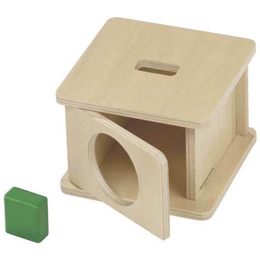 The Nestery: Haba Toys - Imbucare Box, Rectangular Prism