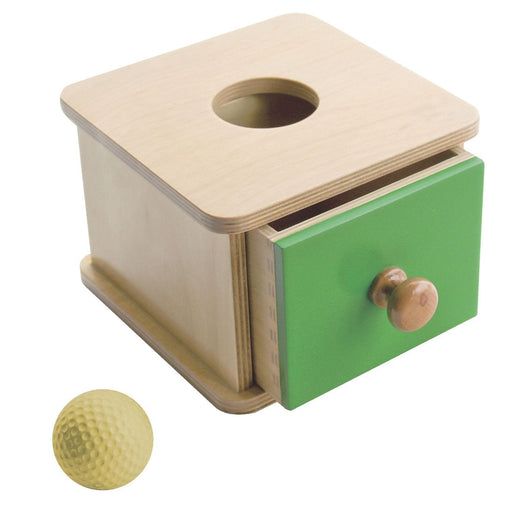 The Nestery: Haba Toys - Imbucare Box With Ball