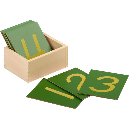 The Nestery: Haba Toys - Sandpaper Numerals