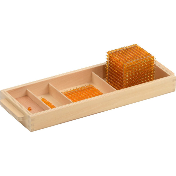 The Nestery: Haba Toys - Introduction To Decimal Quantity With Tray