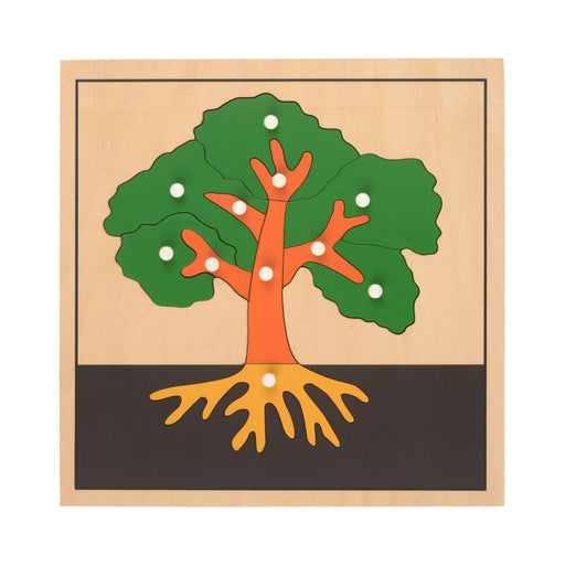 "The Nestery: Haba Toys - Botany Puzzle ""Tree"""
