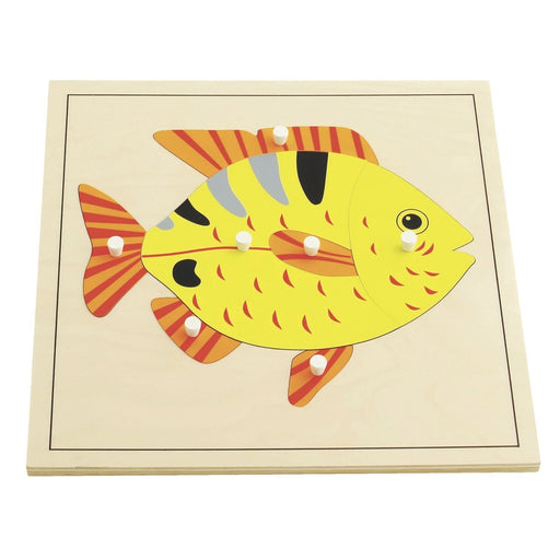 "The Nestery: Haba Toys - Animal Puzzle ""Fish"""