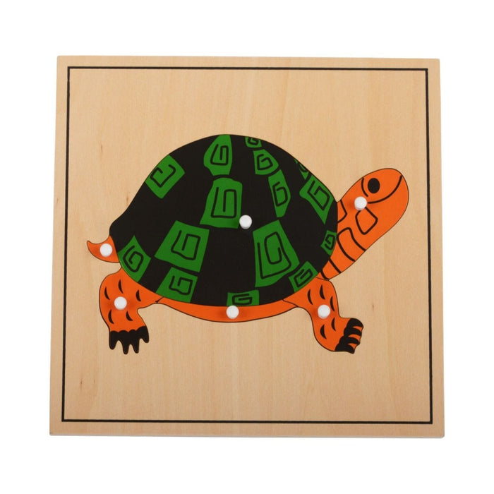 "The Nestery: Haba Toys - Animal Puzzle ""Turtle"""