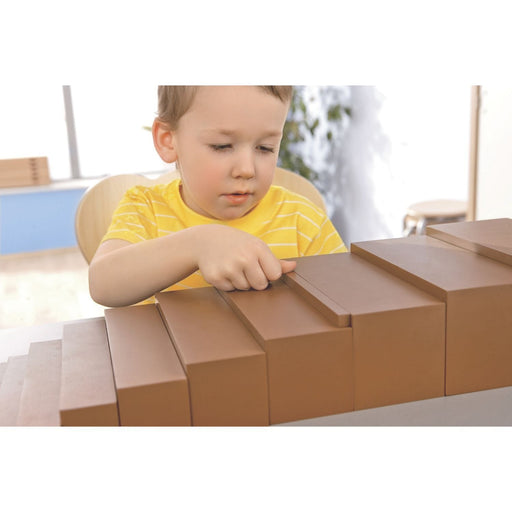 The Nestery: Haba Toys - Brown Stairs