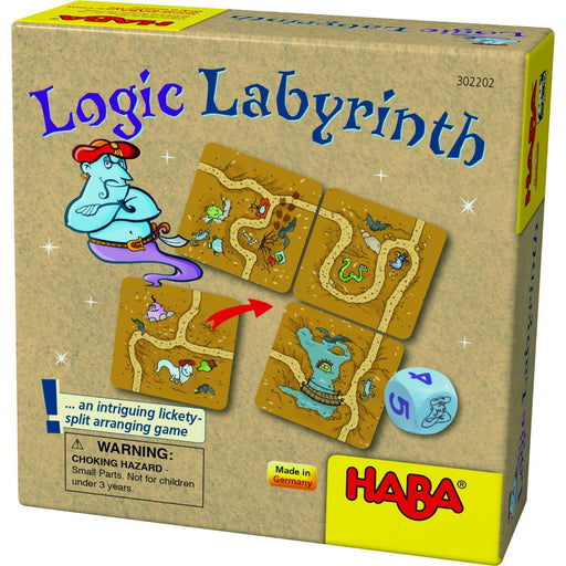 The Nestery: Haba - Logic Labyrinth