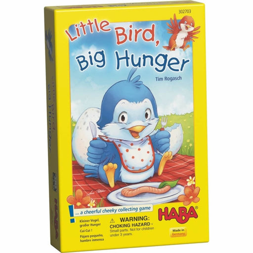 The Nestery: Haba - Little Bird, Big Hunger