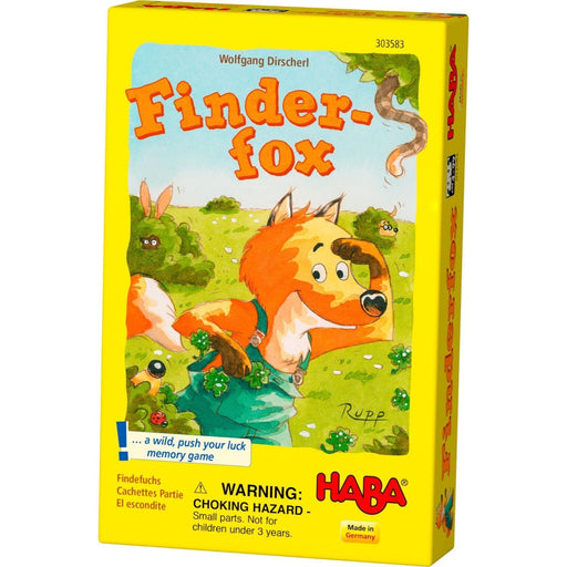 The Nestery: Haba - Finderfox