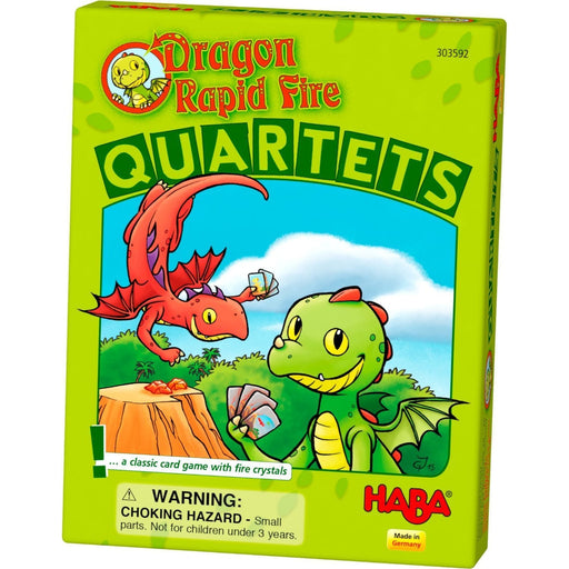The Nestery: Haba - Dragon Rapid Fire – Quartets